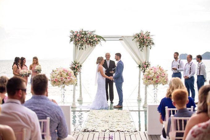 Melissa & Jason wedding at Conrad Koh Samui by BLISS Events & Weddings Thailand - 013