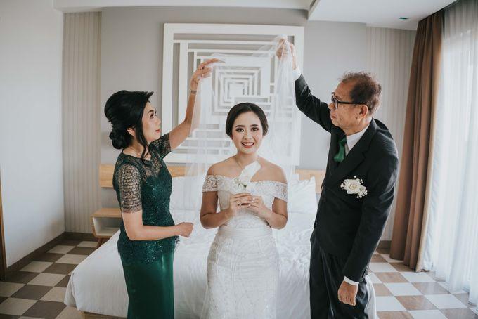 Mario & Jessica Wedding by Umara Catering - 004
