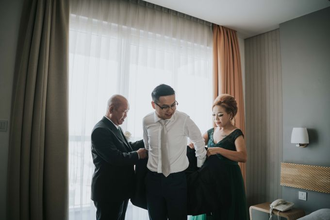 Mario & Jessica Wedding by Open Quarter Tailor - by Brillington Brothers - 005