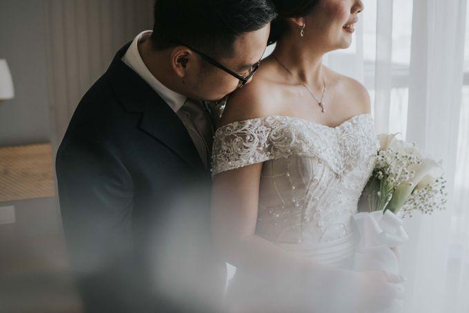 Mario & Jessica Wedding by Umara Catering - 006