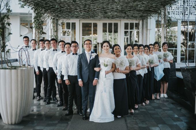 Mario & Jessica Wedding by Open Quarter Tailor - by Brillington Brothers - 002