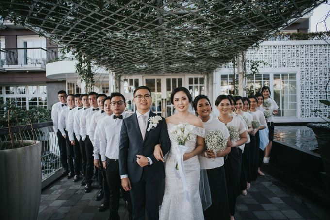 Mario & Jessica Wedding by Open Quarter Tailor - by Brillington Brothers - 008