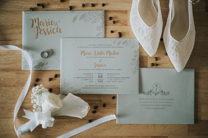 Mario & Jessica Wedding by Open Quarter Tailor - by Brillington Brothers - 001