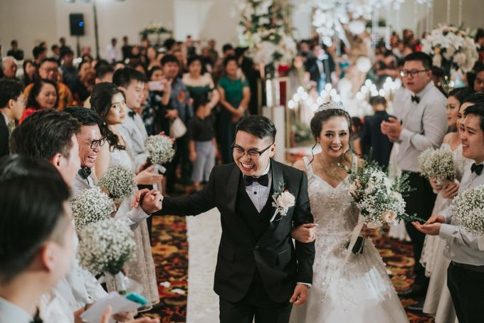 Mario & Jessica Wedding by Open Quarter Tailor - by Brillington Brothers - 003