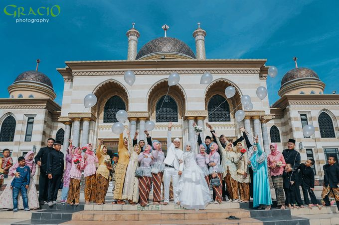 Wedding Maya & Adnan by Gracio Photography - 007