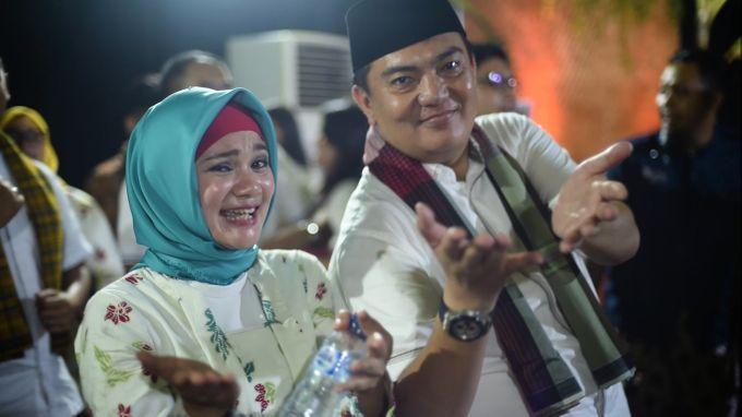 Wedding Anniversary Kombes Pol M Iqbal & Ibu Nindya by Celtic Creative - 012
