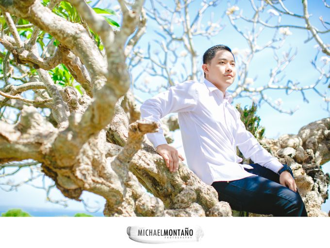 Charina & Manuel Engagement Session by Michael Montaño Photography - 001