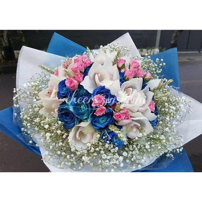 Gift Bouquet  by visylviaflorist - 015