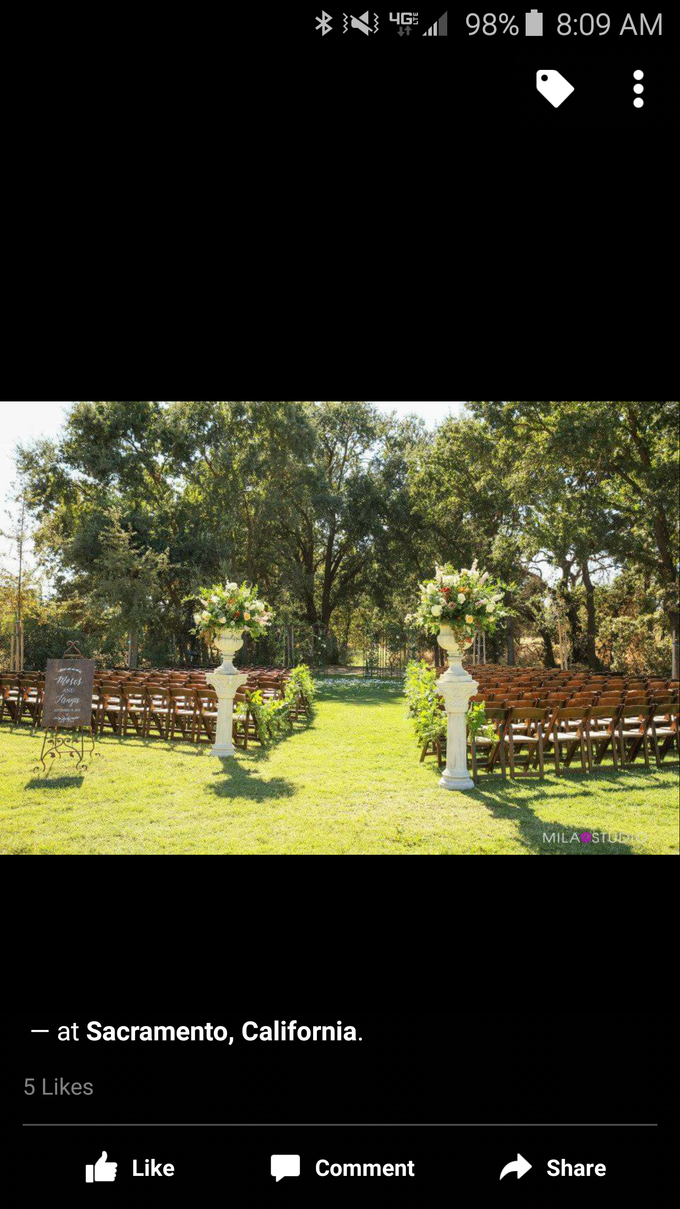 Fall 2015 Wedding Tanya & Moses by Esmae Event Floral Design - 012