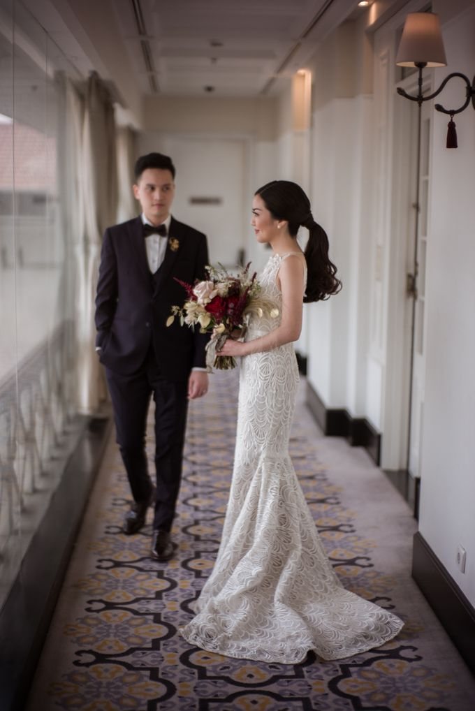 Giovanni & Jashinta Wedding Day by Journal Portraits - 022