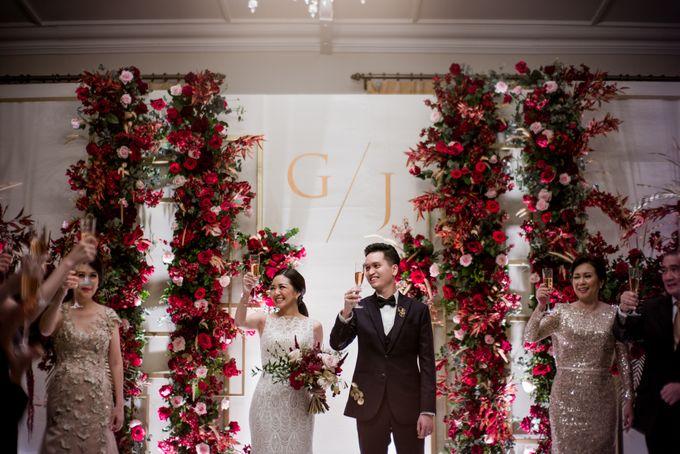 Giovanni & Jashinta Wedding Day by Journal Portraits - 031