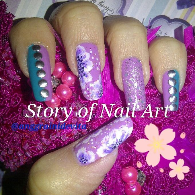 Painting Nails by Story of Nailart - 003