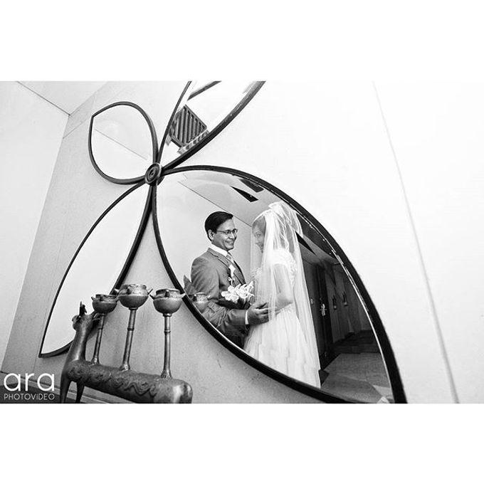 Bunga Rampai Wedding : Icha Ucok by ARA photography & videography - 001