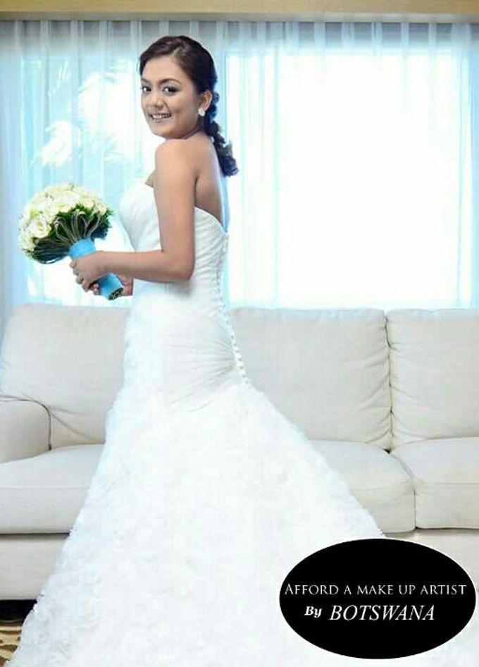 September Bride by Afford A Make Up Artist - 008