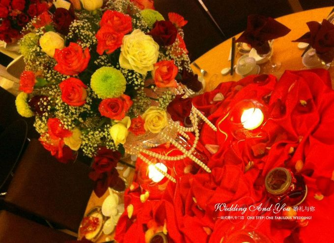 VIP Table Setting by Wedding And You - 021