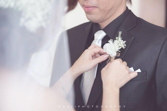 Roy & Bertha Wedding Celebration by Okeii Photography - 001