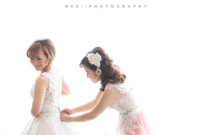 Roy & Bertha Wedding Celebration by Okeii Photography - 002