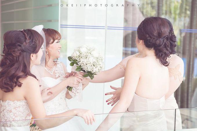 Roy & Bertha Wedding Celebration by Okeii Photography - 003