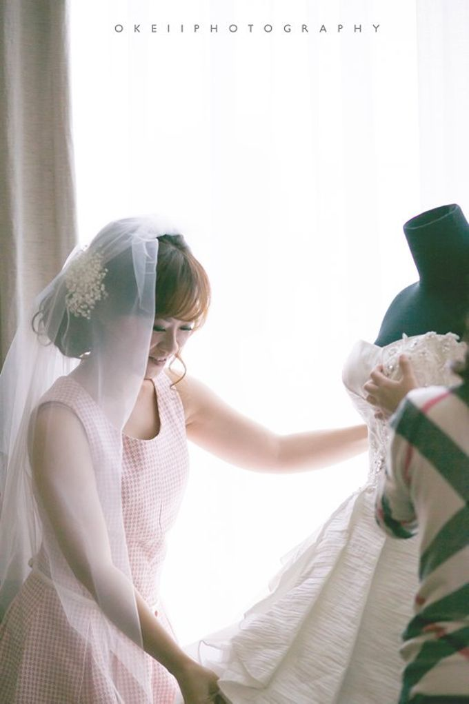 Roy & Bertha Wedding Celebration by Okeii Photography - 004