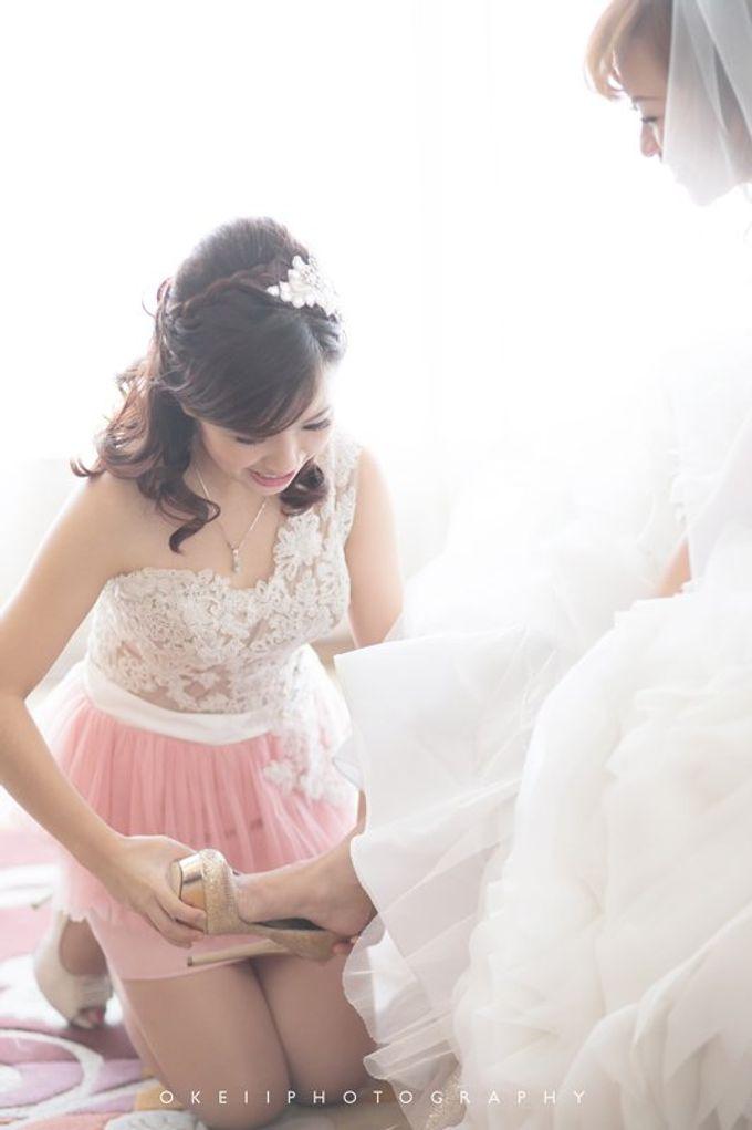 Roy & Bertha Wedding Celebration by Okeii Photography - 005