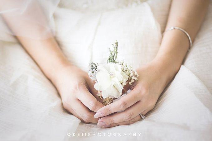 Roy & Bertha Wedding Celebration by Okeii Photography - 006