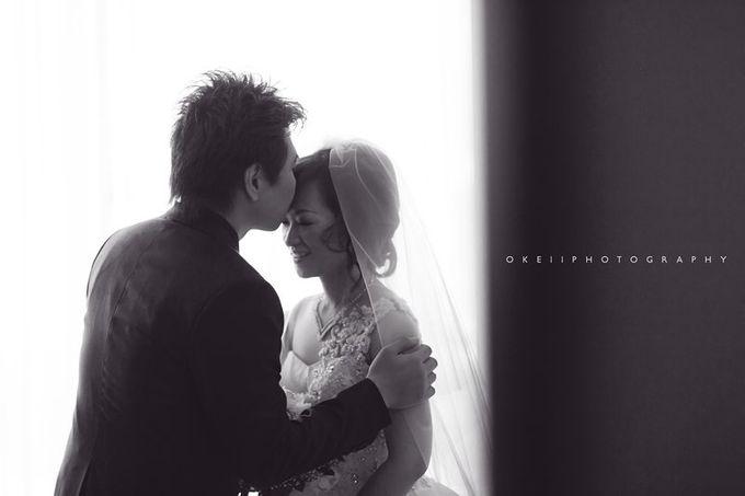Roy & Bertha Wedding Celebration by Okeii Photography - 007