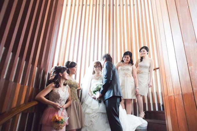 Roy & Bertha Wedding Celebration by Okeii Photography - 008