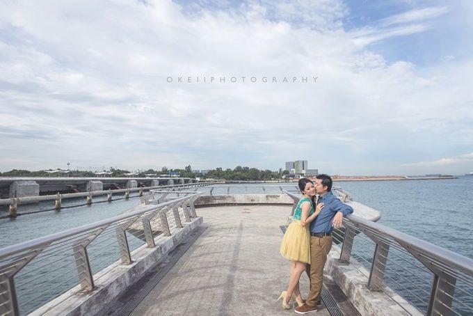 Robert & Happy Prewedding Teaser by Okeii Photography - 001
