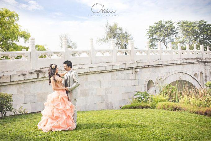 Robert & Happy Prewedding Teaser by Okeii Photography - 002