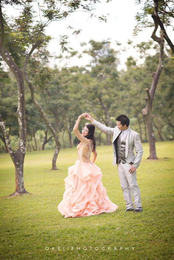 Robert & Happy Prewedding Teaser by Okeii Photography - 005