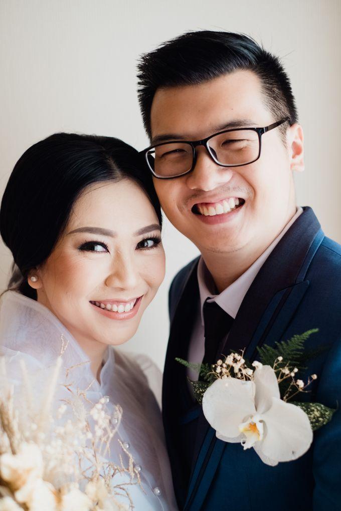 Wedding Day of Malvin ❤️ Oesella   by Jas-ku.com - 005