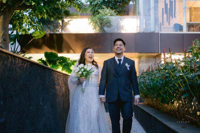 Mario & Stefanie Wedding by Cerita Kita Organizer - 014