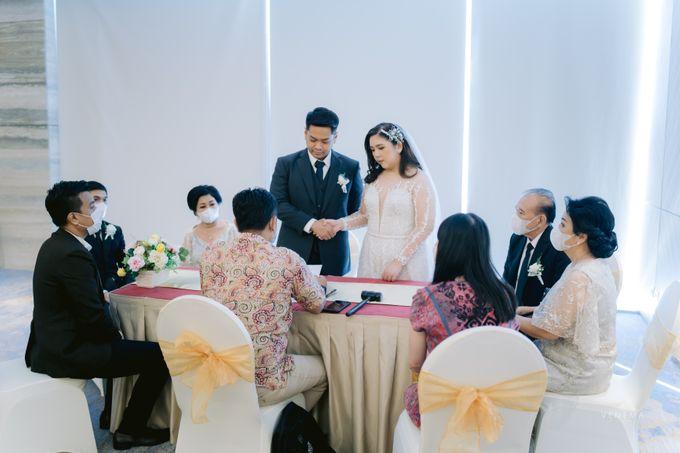 Mario & Stefanie Wedding by Cerita Kita Organizer - 009