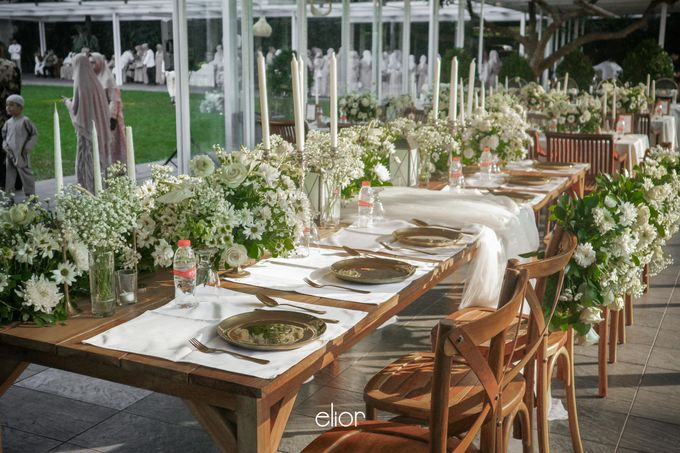 The Modern and Elegant Wedding Ceremony of Monica and Allen by Elior Design - 010
