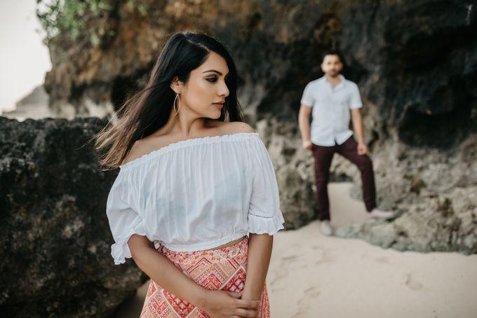 Honeymoon Photo in Bali Nusa Dua by Mariyasa - 002