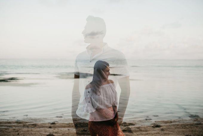 Honeymoon Photo in Bali Nusa Dua by Mariyasa - 005