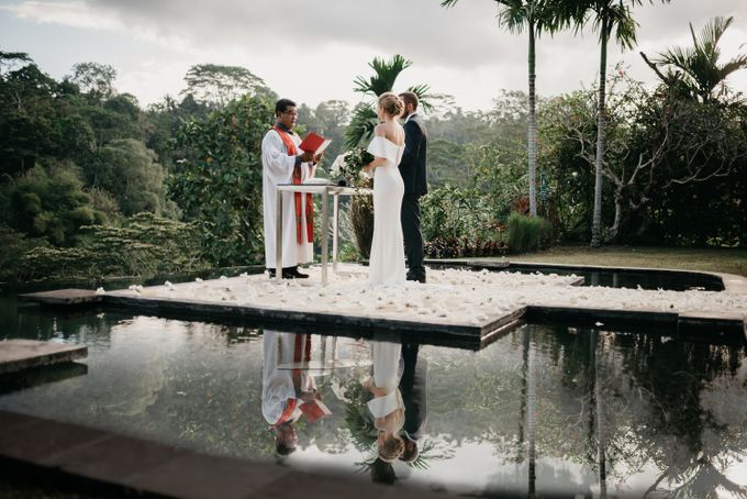 Wedding in Ubud Bali by Mariyasa - 006