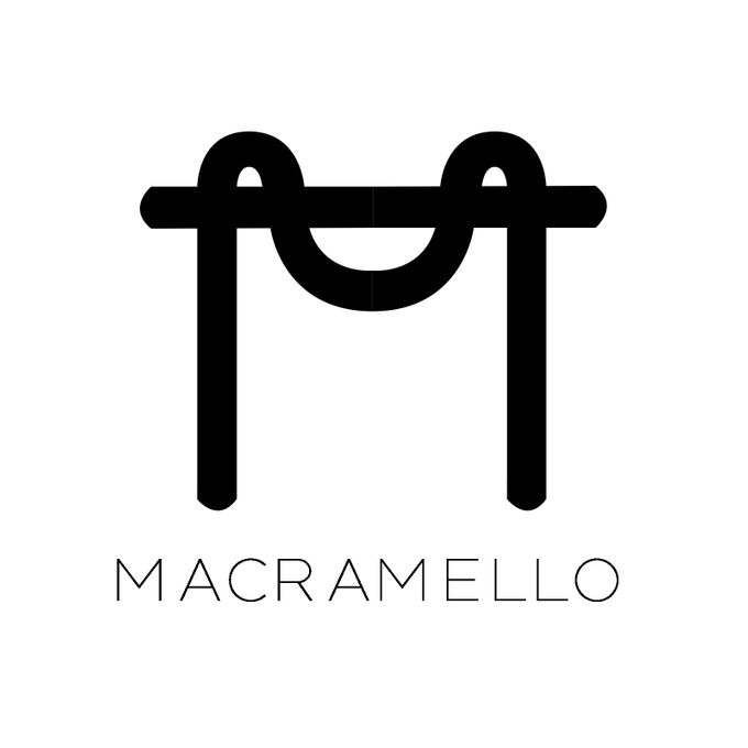 Wall Hanging by Macramello - 001
