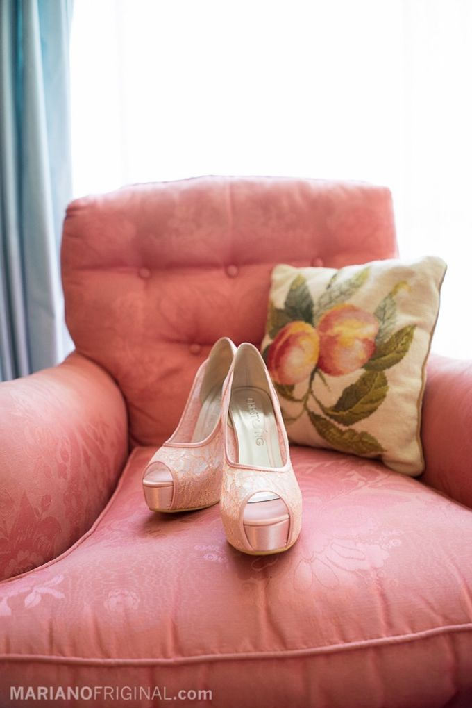 Bridal Shoe Close Ups by Christy Ng Shoes - 031