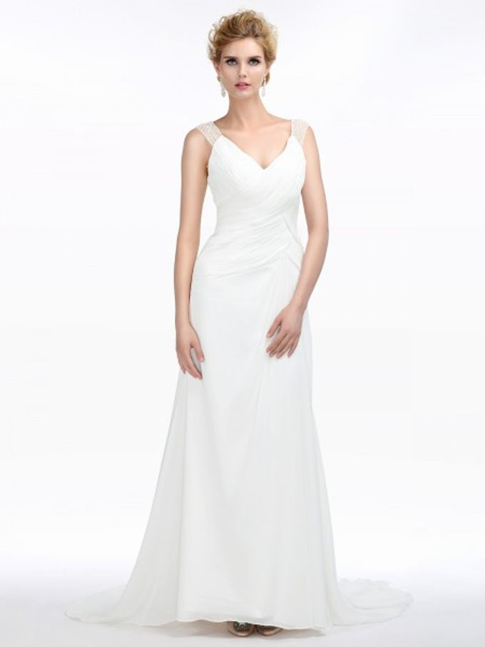 Brides Gown by AWEI Bridal - 006