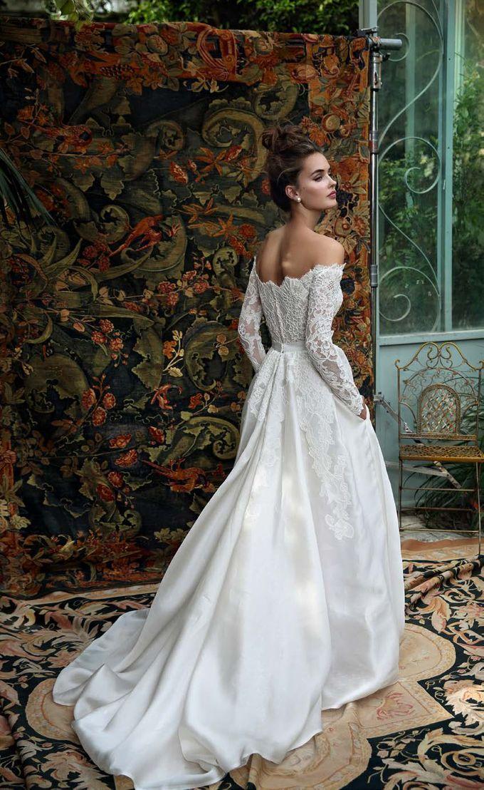 17902d5cf69 Add To Board Lihi Hod Bridal by Dina Alonzi Bridal - 002