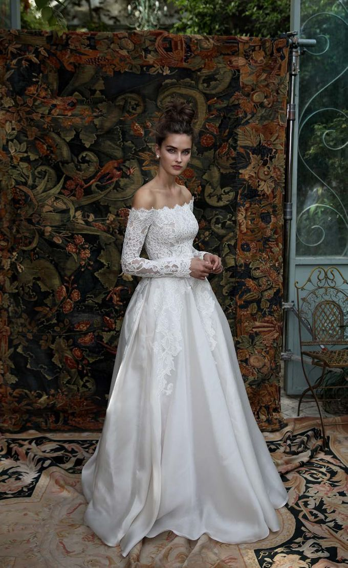 Lihi Hod Bridal by Dina Alonzi Bridal - 003