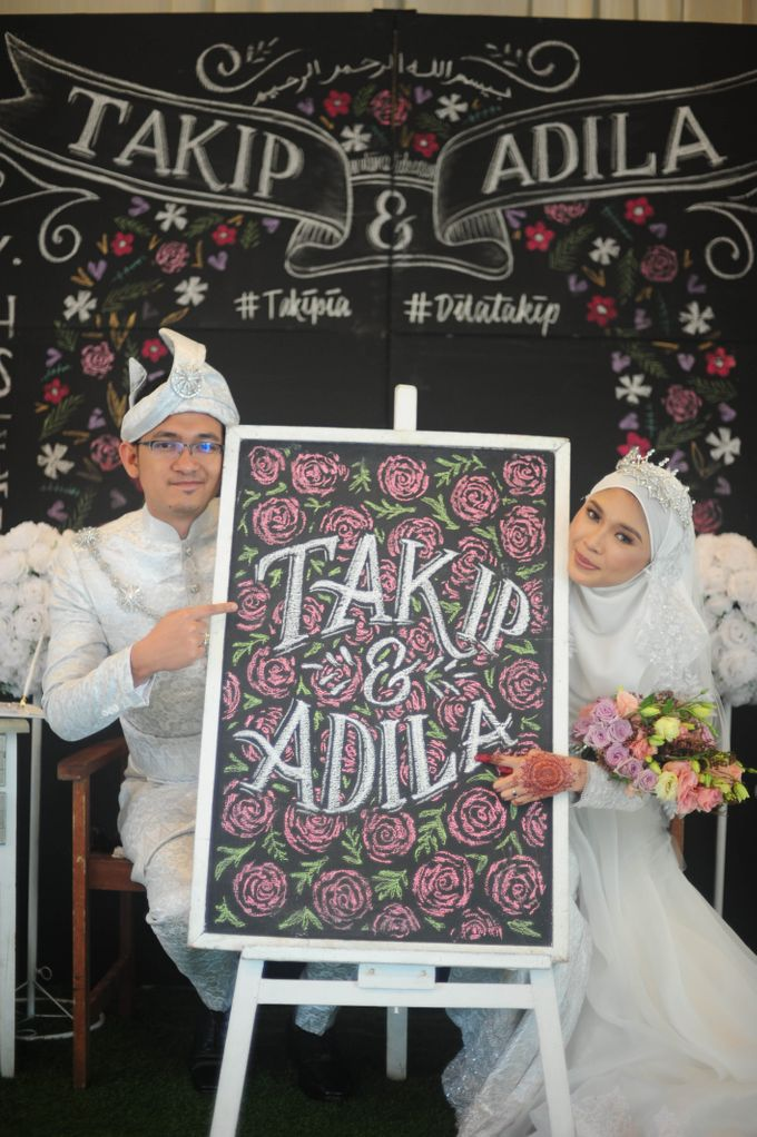 Adila & Dr. Taqif by Emma Wedding - 006