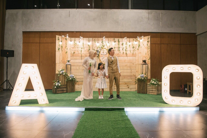 The wedding of Adit & Oni by AVIARY Bintaro - 008