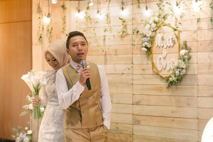 The wedding of Adit & Oni by AVIARY Bintaro - 007