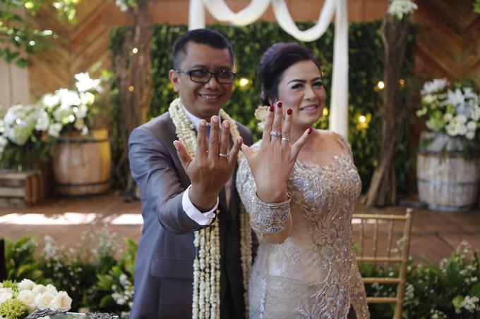 Wedding Ani & Hermin by AVIARY Bintaro - 013