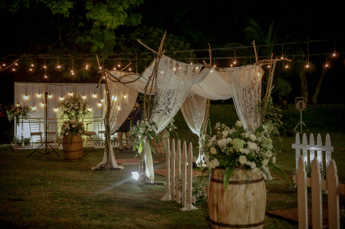 An Intimate wedding of Kinan & Anis by Maeera Decoration - 001