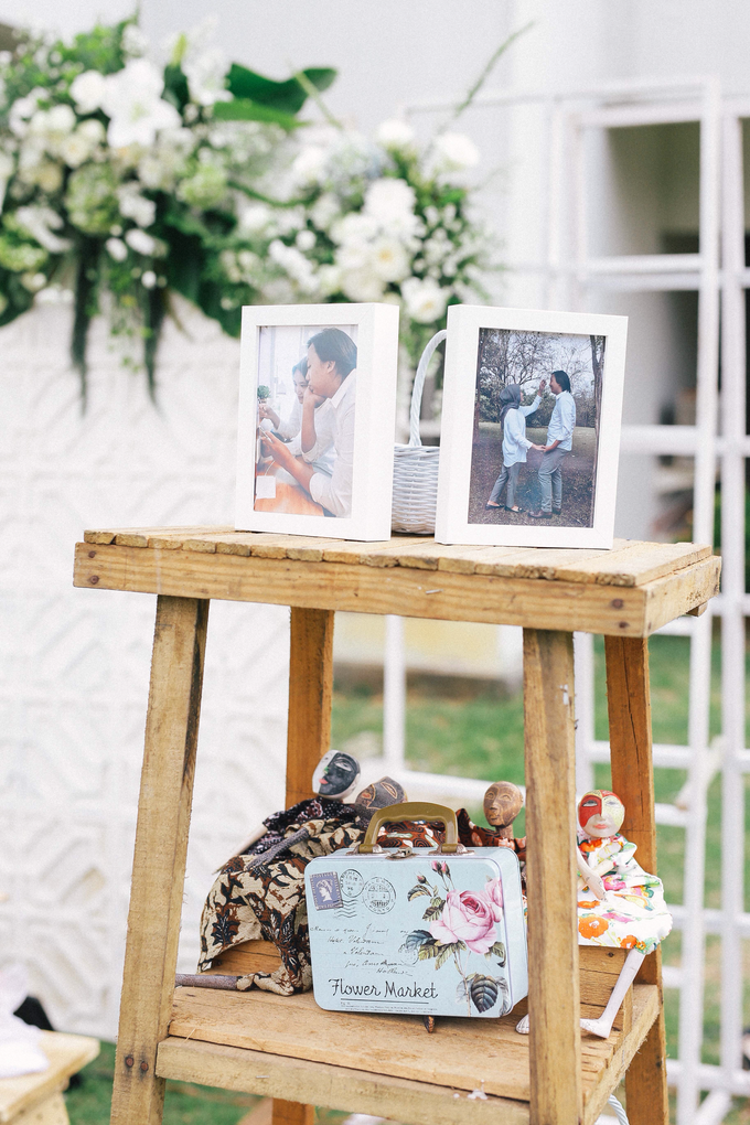 An Intimate wedding of Kinan & Anis by Maeera Decoration - 012