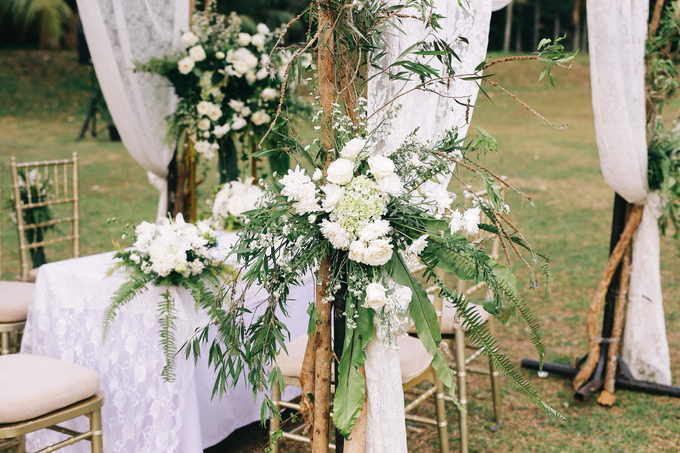 An Intimate wedding of Kinan & Anis by Maeera Decoration - 021
