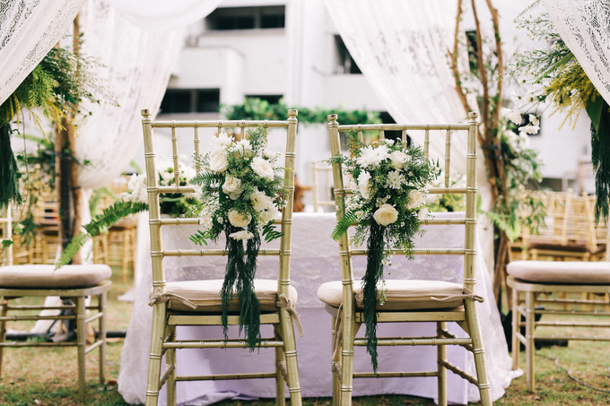An Intimate wedding of Kinan & Anis by Maeera Decoration - 026